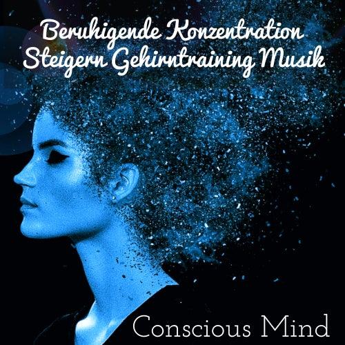Conscious Mind - Beruhigende Konzentration Steigern Gehirntraining Musik für Selbsthypnose Achtsamkeitsübungen mit Natur New Age Instrumental Geräusche by Sad Piano Music Collective