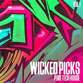 Wicked Picks Pure Tech House, Vol. 1 by Various Artists