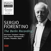 The Berlin Recordings by Sergio Fiorentino