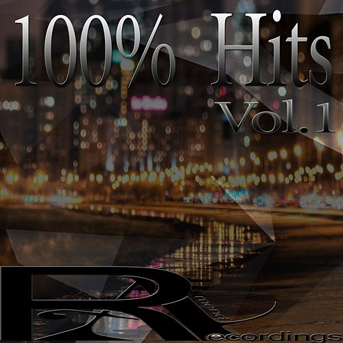 100%  Hits Vol.1 de Various