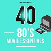 40 80's Movie Essentials by Various Artists