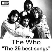 The 25 Best Songs de The Who