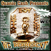 Play & Download We Represent Tha Compilation by Quanie Cash | Napster