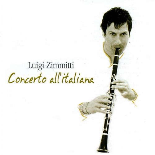 Play & Download Concerto All'Italiana by Luigi Zimmitti | Napster