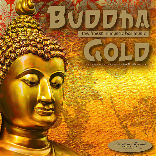 Buddha Gold, Vol. 1 - The Finest in Mystic Bar Music by Various Artists
