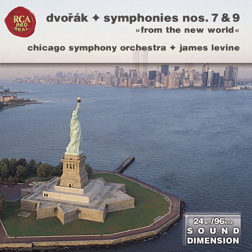 Play & Download Symphonies Nos. 7 and 9 by Antonin Dvorak | Napster