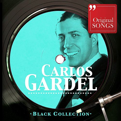 Black Collection: Carlos Gardel de Carlos Gardel