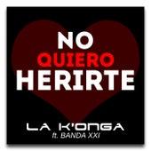 No Quiero Herirte by Konga
