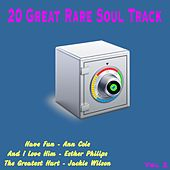 20 Great Rare Soul Tracks , Vol. 2 von Various Artists