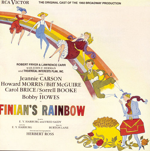 Finian's Rainbow [1960 Broadway Revival Cast] [Bonus Track] by Various Artists