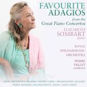 Favourite Adagios by Elizabeth Sombart