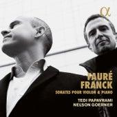 Fauré & Franck: Violin Sonatas by Tedi Papavrami