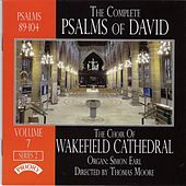 The Complete Psalms of David, Series 2 Vol. 7 by Wakefield Cathedral Choir