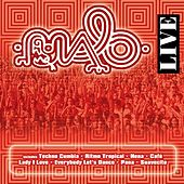 Play & Download Malo Live by Malo | Napster