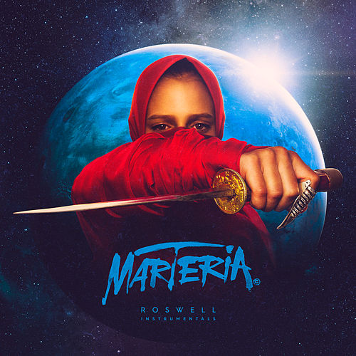 Roswell (Instrumentals) by Marteria
