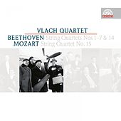 Beethoven & Mozart: String Quartets by Vlach Quartet