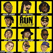 Run the Streets (Vol. 2) by Various Artists