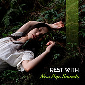 Rest with New Age Sounds – Sleep & Relax, Calming Waves Peaceful Mind, Stress Free by Rain Sounds Sleep