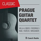 Prague Guitar Quartet by Prague Guitar Quartet