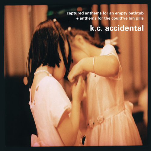 Captured Anthems For An Empty Bathtub + Anthems For The Could've Bin Pills by K.C. Accidental