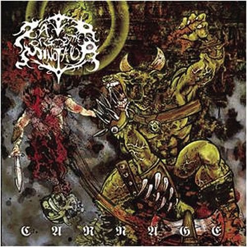 Carnage by Lair of the Minotaur