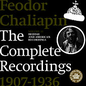 Chaliapin: the Complete Recordings 1907-1936 Volume 11. British and American Recordings by Feodor Chaliapin