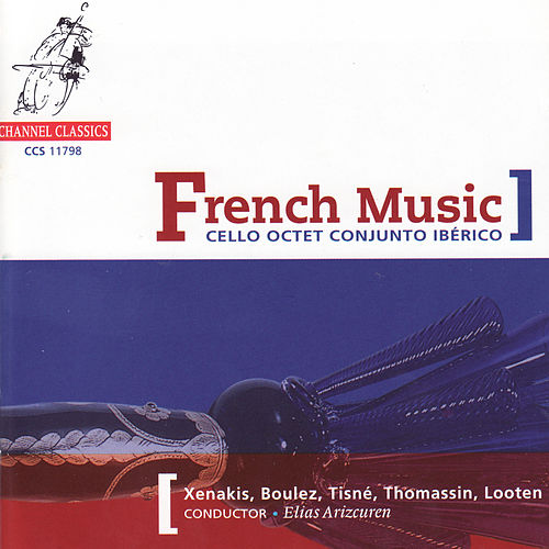 Play & Download French Music by Cello Octet Conjunto Ibérico | Napster