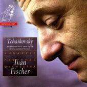 Play & Download Tchaikovsky: Symphony no.4, Romeo & Juliet Overture by Budapest Festival Orchestra | Napster