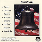 Play & Download Emblems by Air Combat Command Heritage of America Band | Napster