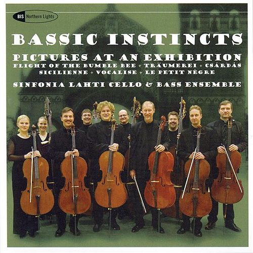 Play & Download Bassic Instincts - Popular Works For Low Strings by Sinfonia Lahti Cello and Bass Ensemble | Napster