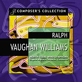 Play & Download Composer's Collection: Ralph Vaughan Williams by North Texas Wind Symphony | Napster
