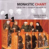 Monastic Chant - 12th & 13th Century European Sacred Music by Theatre Of Voices