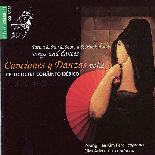 Play & Download Canciones y Danzas, Vol. 2 by Cello Octet Conjunto Ibérico | Napster