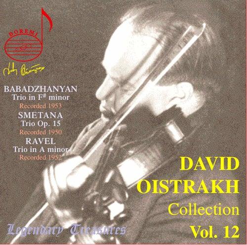 David Oistrakh Collection Vol. 12 by David Oistrakh