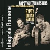 Gypsy Guitar Masters, Vol. 11 (Intégrale Romane) by Romane