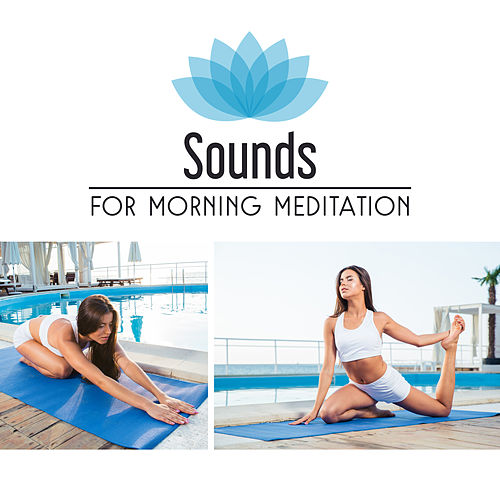 Sounds for Morning Meditation – Calm Waves to Meditate, Stress Relief, Inner Relaxation, Clear Mind by Calming Sounds