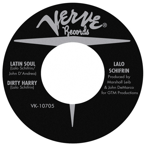 Latin Soul / Dirty Harry by Lalo Schifrin