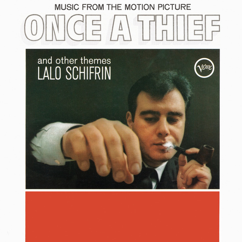 Once A Thief And Other Themes (Original Motion Picture Soundtrack) by Lalo Schifrin
