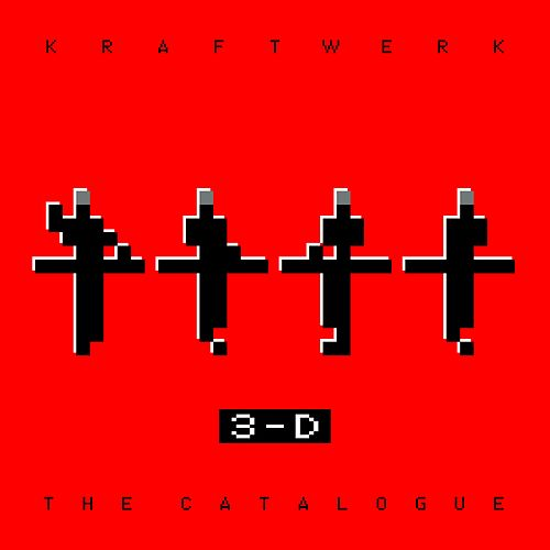 3-D The Catalogue di Kraftwerk