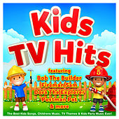 Kids TV Hits - The Best Kids Songs, Childrens Music, TV Themes & Kids Party Music Ever! by Various Artists