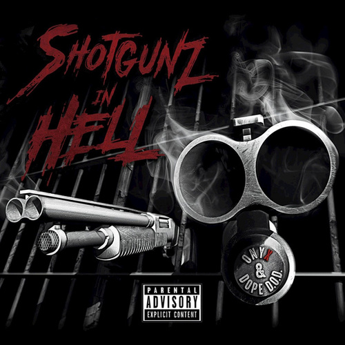 Shotgunz In Hell de Dope D.O.D.