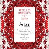 Rebelles baroques by Various Artists