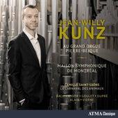 Au grand orgue Pierre-béique by Jean-Willy Kunz
