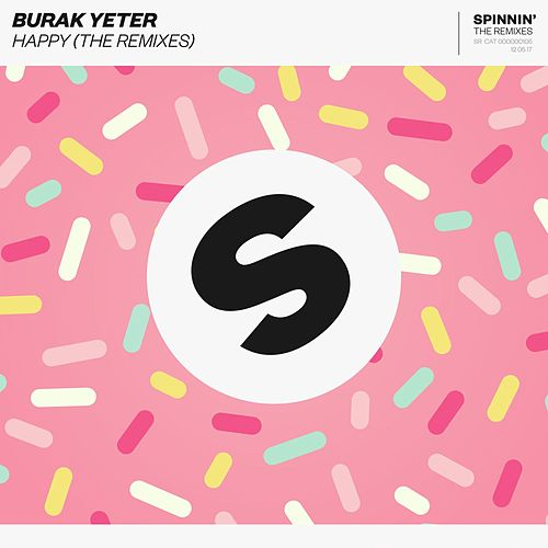 Happy (The Remixes) de Burak Yeter