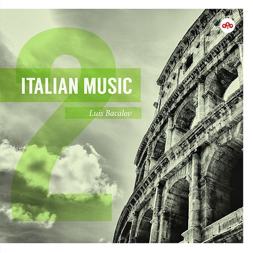 Italian Music, Vol. 2: Luis Bacalov by Luis Bacalov