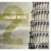 Italian Music, Vol. 2: Piero Piccioni by Piero Piccioni