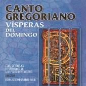 Canto Gregoriano: Vísperas del Domingo - Completas by Coro de Monjes de la Abadía de San Pedro de Solesmes