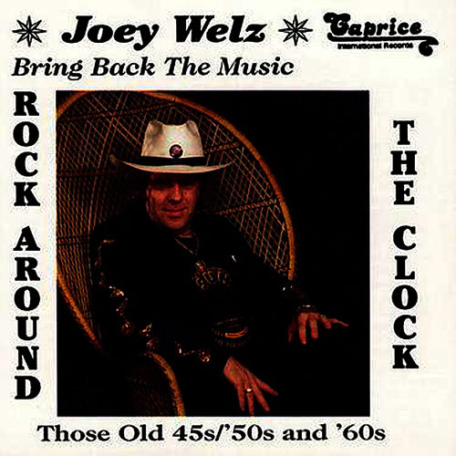 Bring Back The Music by Joey Welz