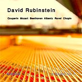 David Rubinstein: In Recital, Vol. 4 by David Rubinstein