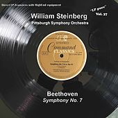 LP Pure, Vol. 37: Steinberg Conducts Beethoven (Historical Recording) by Pittsburgh Symphony Orchestra
